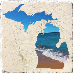 Michigan Shoreline Coaster
