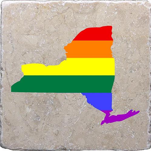 New York Pride Coaster