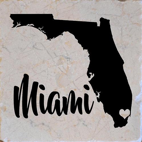 Miami Florida Coaster