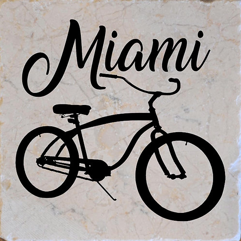 Bike Miami Coaster