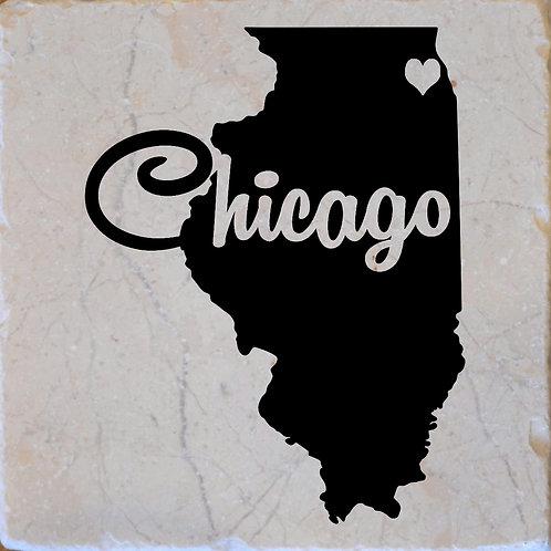 Chicago Illinois Coaster