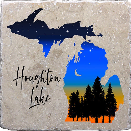 Houghton Lake Michigan Twilight Coaster
