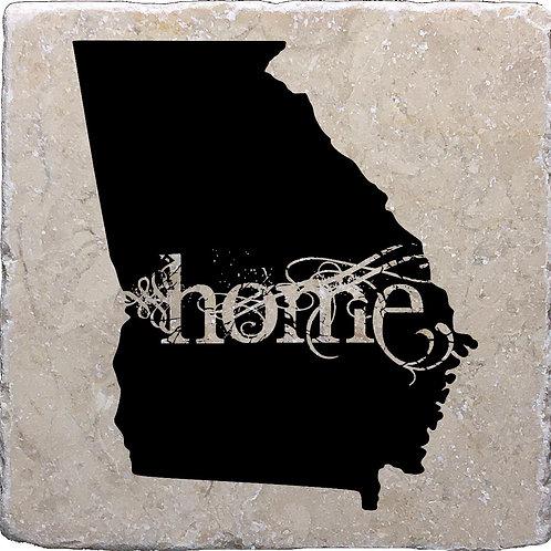 Georgia Home Coaster