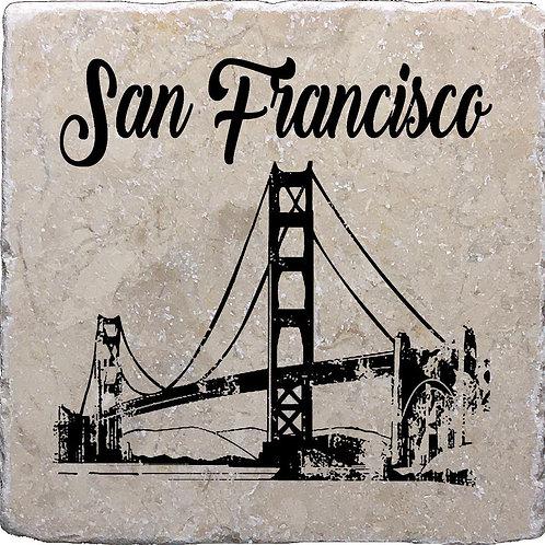 San Francisco Golden Gate Coaster