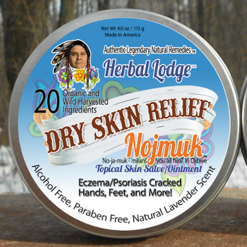 Nojmuk Dry Skin Relief Ointment