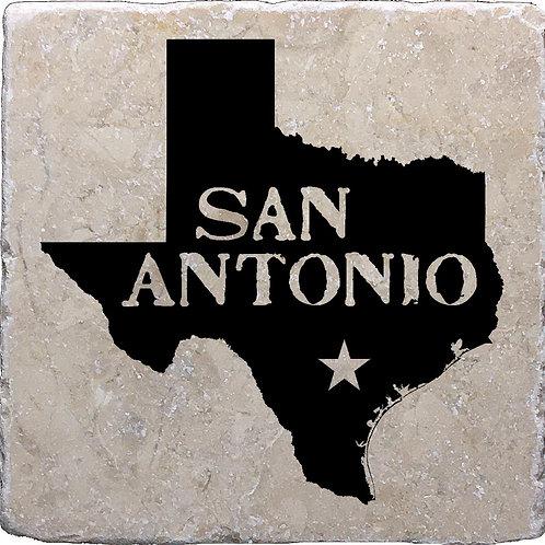 San Antonio Texas Coaster