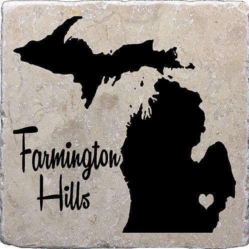 Farmington Hills Michigan Coaster