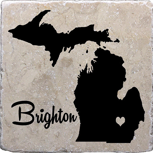 Brighton Michigan Coaster