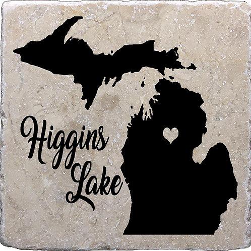 Higgins Lake Michigan Coaster