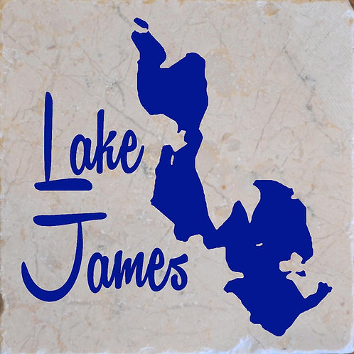 Lake James Indiana Coasters