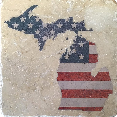 American Michigan Coaster