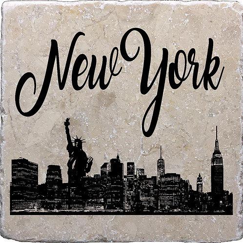 New York Skyline Coaster