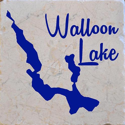Walloon Lake Coaster
