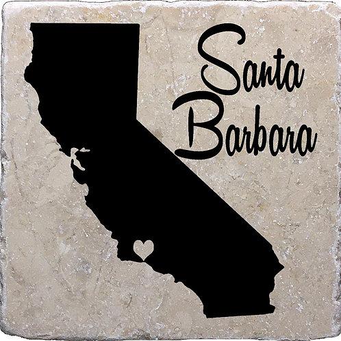 Santa Barbara California Coaster