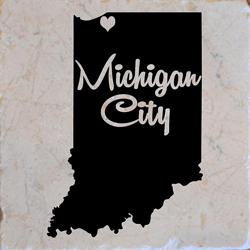 Michigan City Indiana Coaster