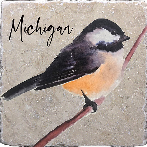 Chickadee Profile Michigan Coaster