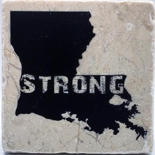Louisiana Strong Coaster