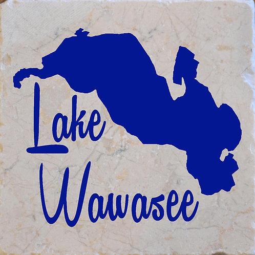 Lake Wawasee Illinois Coasters