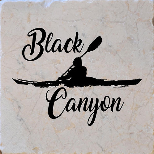 Black Canyon Kayak Coaster