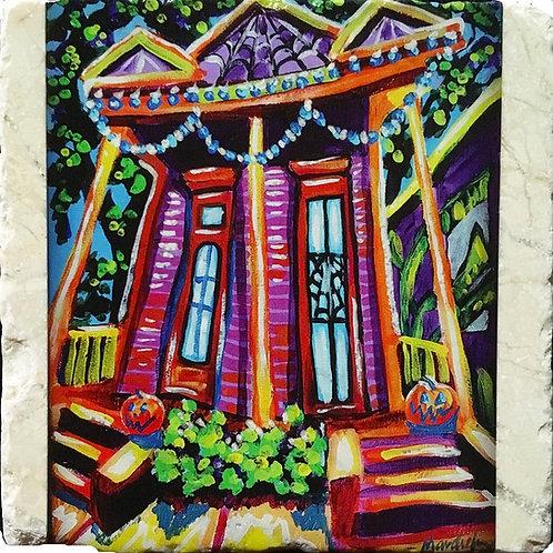 Spooky Marigny by Mardi Claw Coaster