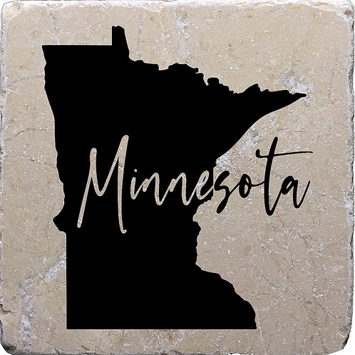 Minnesota Word Coaster