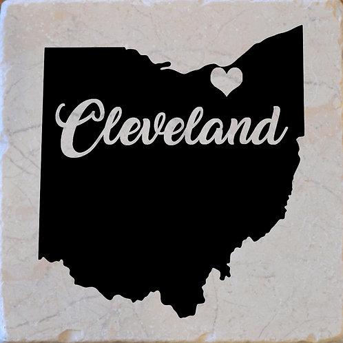 Cleveland Ohio Coaster