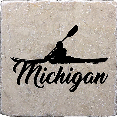 Kayak Michigan Coaster