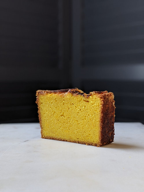 Lemon & Tumeric Cake