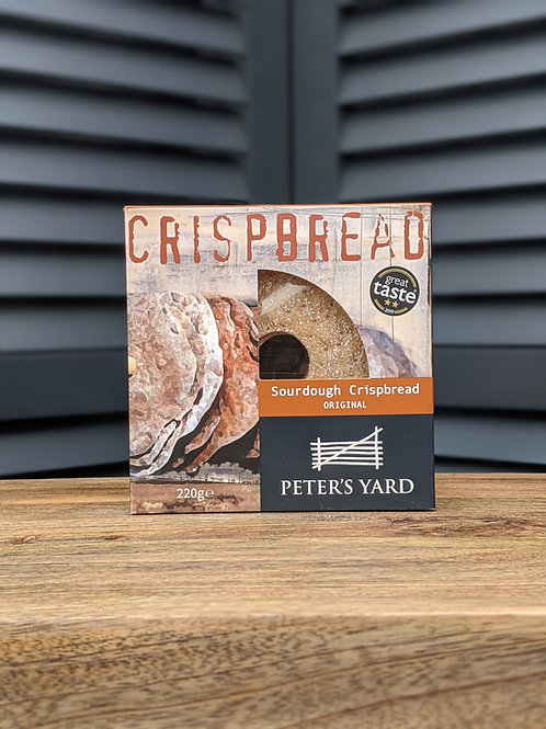 Peter's Yard Original Crispbread with Hole