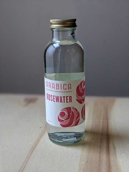Rosewater  - Arabica