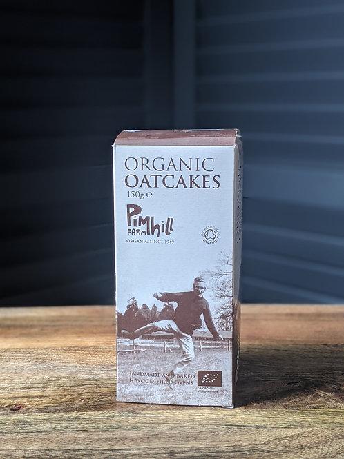 Pimhill Oatcakes Organic 150g