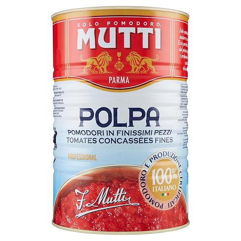 Mutti Polpa - Chopped Italian Tomatoes