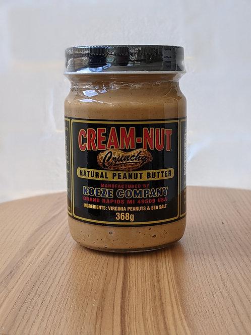 Koeze Crunchy Peanut Butter