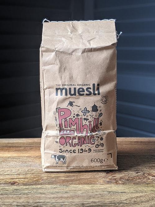 Pimhill Muesli Organic 600g