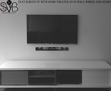 OPTION 3 WITH 3CH ON WALL SPEAKERS SOUNDBAR