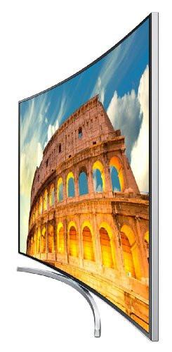 "Samsung 65"" Curved 1080P TV"