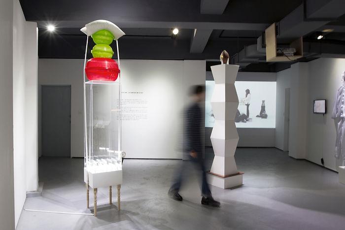 임기오, 기둥모양의 것, 2017.jpg