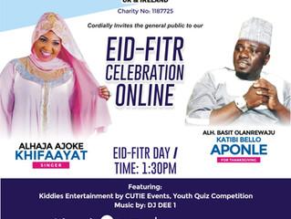 Eid-Fitr Celebration