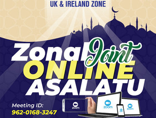 Zonal Joint Online Asalatu