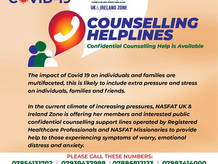 Covid 19 Support Helpline