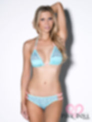 Sprinkles, Sequin and Chain Bikini