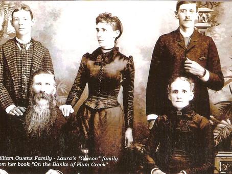 Little House on the Prairie ties to Tillamook