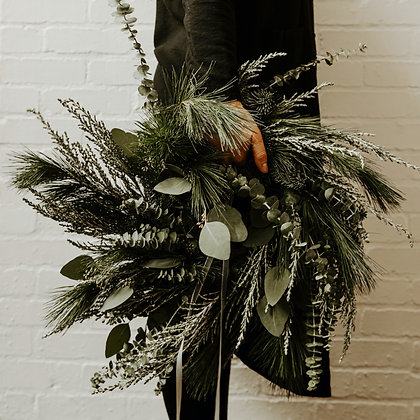 The Big Green Wreath