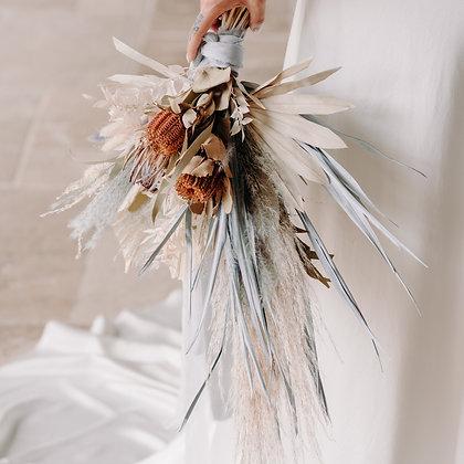 Frond & Bloom's Eternal Bridal Range, Savanna Bridal Bouquet