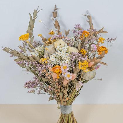Frond & Bloom's Eternal Bridal Range, Meadow Bouquet