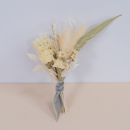 Frond & Bloom's Eternal Bridal Range, Prairie Buttonhole
