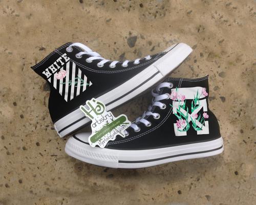 edbc0f1477 Custom Painted Footwear