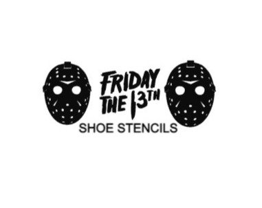 Friday the 13th Stencils