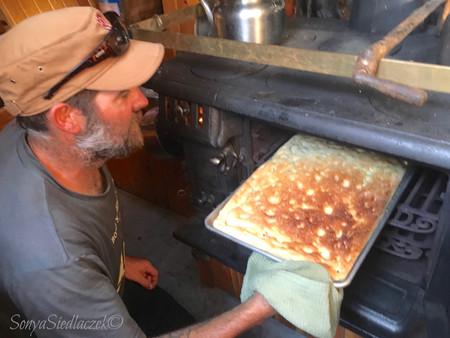maine sailing trip fresh baked bread.jpg