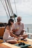 rockland schooner sail happuy couple-min